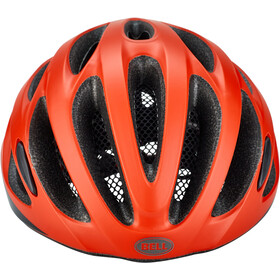 Bell Draft Fietshelm, speed matte crimson/black/gunmetal